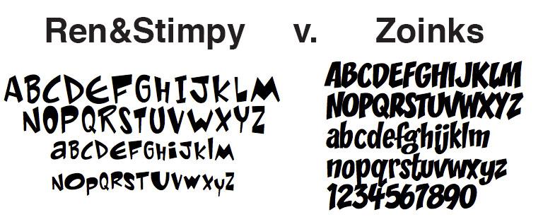 Stimpy-v-Zoinks