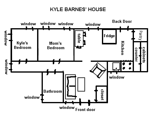 Kyle's House Floorplan